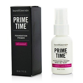 Bare EscentualsBareMinerals Prime Time Oil Control Foundation Primer 30ml/1oz
