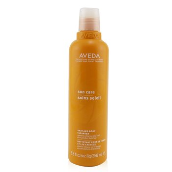 AvedaSun Care Hair and Body Cleanser 250ml/8.5oz