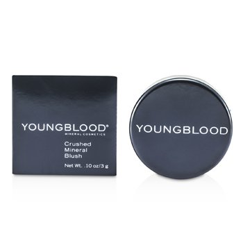 Youngblood-Crushed Loose Mineral Blush - Dusty Pink