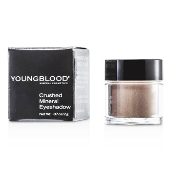 Youngblood-Crushed Mineral Eyeshadow - Granite