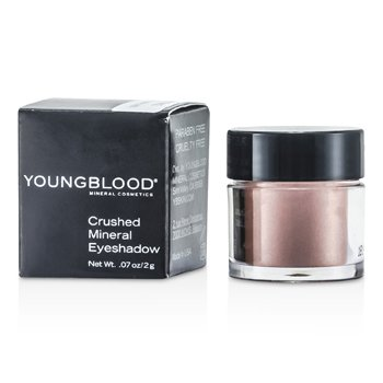 Youngblood-Crushed Mineral Eyeshadow - Morganite