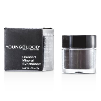 Youngblood-Crushed Mineral Eyeshadow - Raven