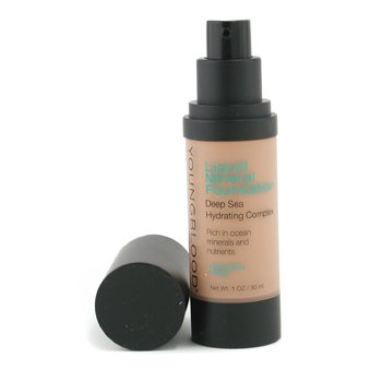 Youngblood-Liquid Mineral Foundation - Caribbean