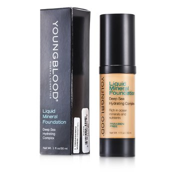 Youngblood Base Maquillaje Mineral L�quida- Pebble  30ml/1oz