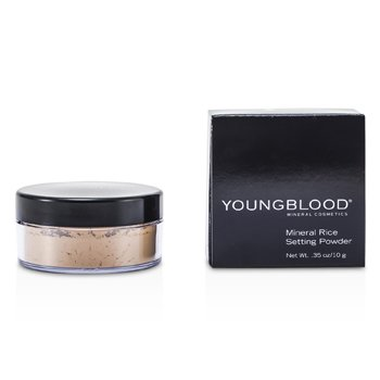 Youngblood-Mineral Rice Setting Loose Powder - Medium