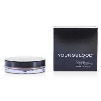 Youngblood Natural Loose Mineral Foundation - Hazelnut  10g/0.35oz