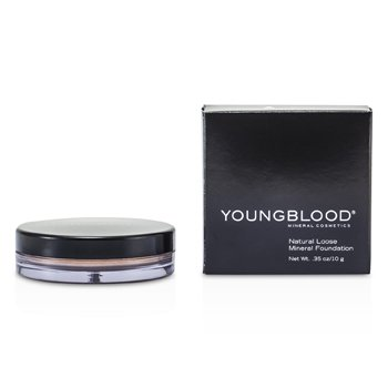 Youngblood Natural Loose Mineral Foundation - Honey  10g/0.35oz