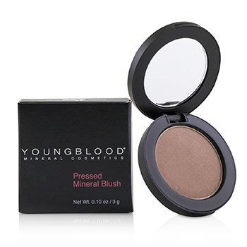 Youngblood-Pressed Mineral Blush - Zin