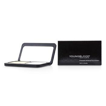 Youngblood Base Maquillaje Mineral Prensada - Warm Beige  8g/0.28oz