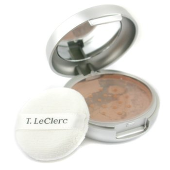 T. LeClerc-Loose Powder Travel Box - Cannelle ( New Packaging )