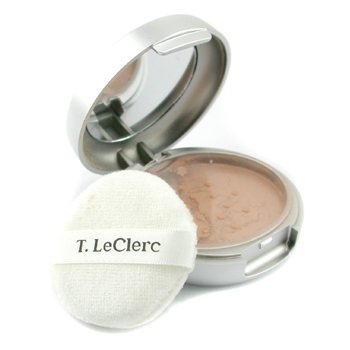 T. LeClerc-Loose Powder Travel Box - Naturel ( New Packaging )