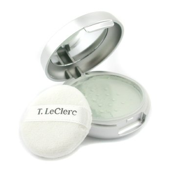 T. LeClerc-Loose Powder Travel Box - Tilleul ( New Packaging )