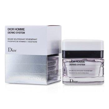 Christian Dior Homme Dermo System Regenerating Hidratante Balm - Bálsamo regenrador hidratante 50ml/1.7oz