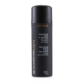 Men Cleansing & Non-Foaming Gel Academie Men Cleansing & Non-Foaming Gel 150ml/5oz