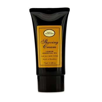 The Art Of Shaving Shaving Cream – Lemon Essential Oil 75ml/2.5oz