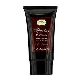 The Art Of Shaving Shaving Cream - Sandalwood Essential Oil  75ml/2.5oz