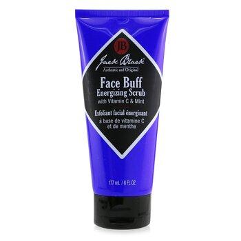 Jack Black Face Buff Energizing Exfoliante Rostro  177ml/6oz