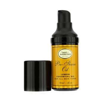 The Art Of ShavingAceite Pre-Afeitado- Aceite Esencial de Lim�n ( Tama�o Viaje, Todo tipo de piel ) 30ml/1oz