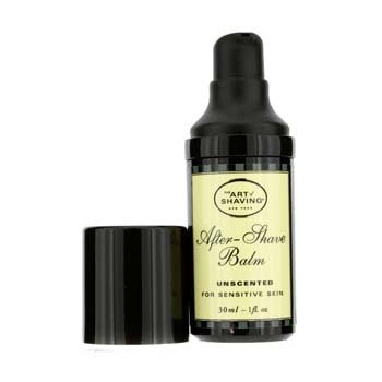 The Art Of ShavingAfter Shave Balm - Unscented (Travel Size, Pump, For Sensitive Skin 30ml/1oz