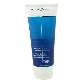 Ahava Men Foam Free Silk Shave Cream 200ml/6.8oz