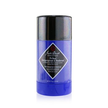 Jack BlackPit Boss Desodorante & Antitranspirante F�rmula Piel Sensible 2.75oz