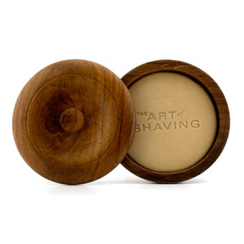 The Art Of Shaving Shaving Soap w/ Bowl - Unscented (For Sensitive Skin) 95g/3.4oz 10037191721