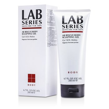 Aramis Lab Series Ab Rescue Body Sculpting Gel  200ml/6.7oz