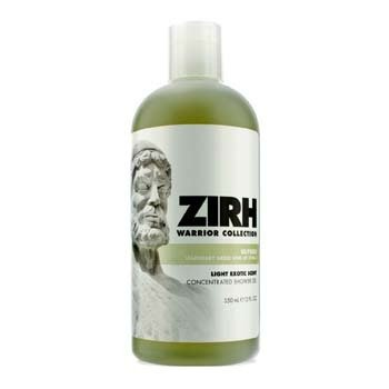 Zirh International Warrior Collection Shower Gel - Ulysses  350ml/12oz