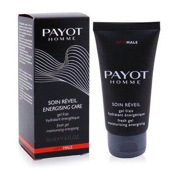Payot Optimale Homme Gel Cuidado Vigorizante  50ml/1.6oz