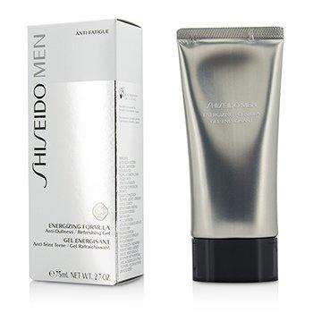 Shiseido Men Gel F�rmula Energizante  75ml/2.7oz