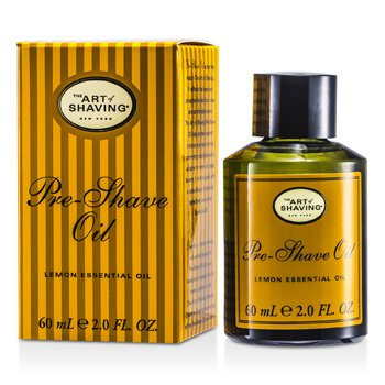 The Art Of ShavingAceite Pre-Afeitado- Aceite Esencial de Lim�n ( Todo tipo de piel ) 60ml/2oz