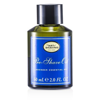 The Art Of ShavingPre Shave Oil - Lavender Essential Oil (For Sensitive Skin) 60ml/2oz