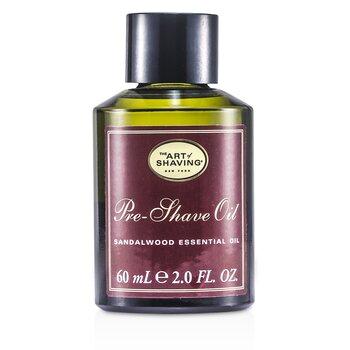 The Art Of ShavingPre Shave Oil - Sandalwood Essential Oil (For All Skin Types) 60ml/2oz