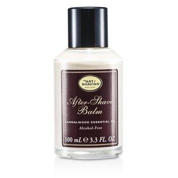 The Art Of Shaving After Shave Balm - Sandalwood Essential Oil  100ml/3.4oz