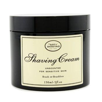 The Art Of ShavingShaving Cream - Unscented (For Sensitive Skin) 150g/5oz