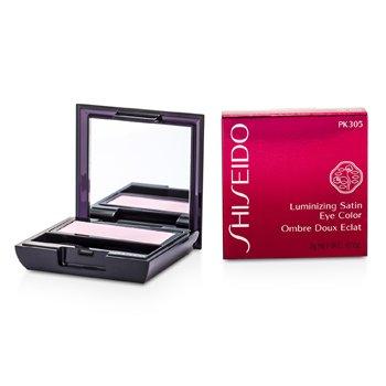 Shiseido-Luminizing Satin Eye Color - # PK305 Peony