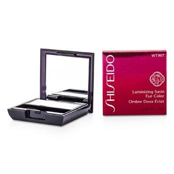 Shiseido Luminizing Satin Pewarna Mata - # WT907 Paperwhite  2g/0.07oz