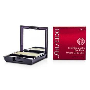 Shiseido Luminizing Satin Pewarna Mata - # GR711 Serpent   2g/0.07oz