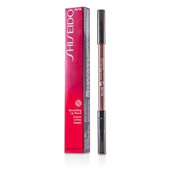 Shiseido-Smoothing Lip Pencil - BR706 Rosewood