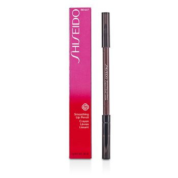 Shiseido-Smoothing Lip Pencil - BR607 Coffee Bean