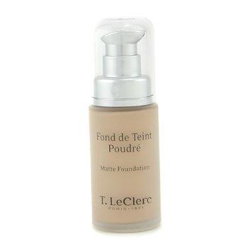 T. LeClerc-Matte Fluid Foundation SPF 20 - #01 Porcelaine Mat