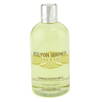 Molton Brown Vitalising Vitamin AB+C Bath & Shower Gel  300ml/10oz