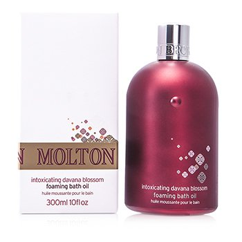 Molton Brown Intoxicating Davana Blossom Foaming Bath Oil  300ml/10oz