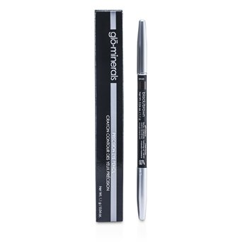 GloMinerals-GloPrecision Eye Pencil - Black/ Brown