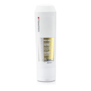 Goldwell Dual Senses Rich Repair Conditioner (For Dry  Damaged or Stressed Hair) 200ml/6.7oz