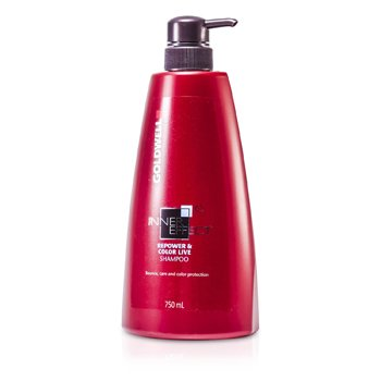 Goldwell Inner Effect Repower & Color Live Shampoo 750ml/25oz