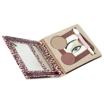 Bourjois-Petite Guide De Style Duo Eyeshadow & Contour - # 17 Golden Glamour