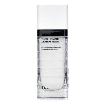 Christian Dior Homme Dermo System Loci�n Para Despu�s de Afeitar  100ml/3.4oz
