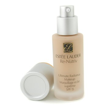 Estee Lauder-ReNutriv Ultimate Radiance Makeup SPF 15 - #21 Warm Porcelain ( 1W1 )