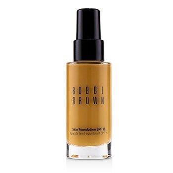 Bobbi Brown Skin Foundation SPF 15 – # 6 Golden 30ml/1oz